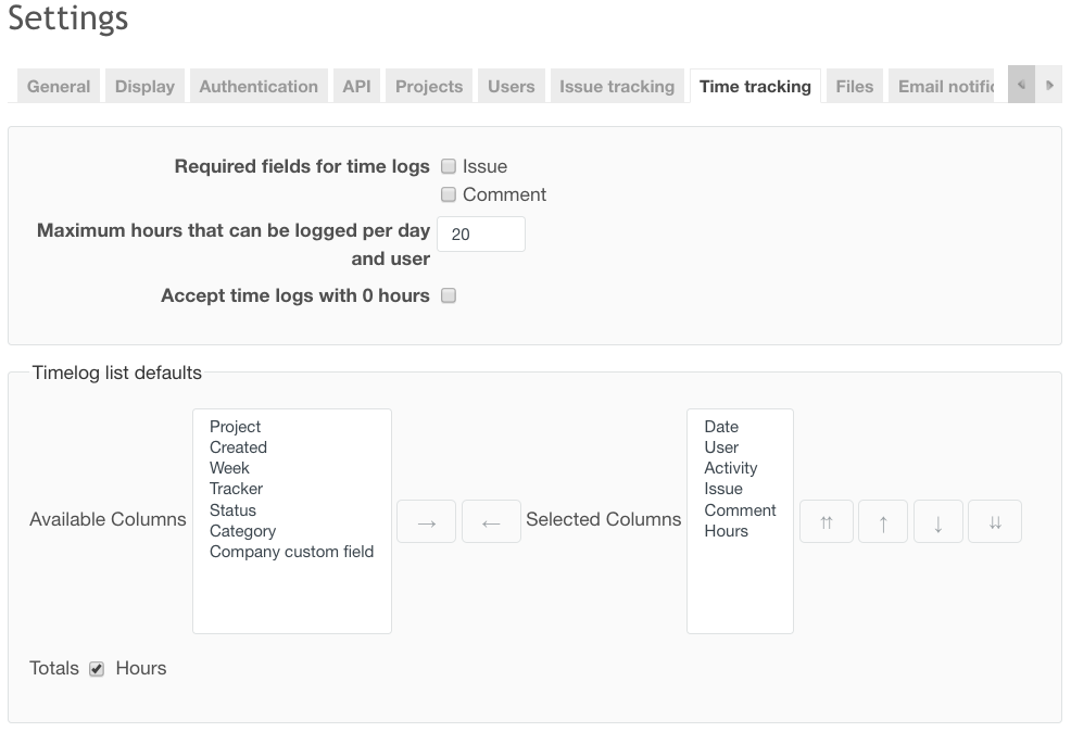 Redmine 4 Released Whats New Overview Of Changes Redmine Blog