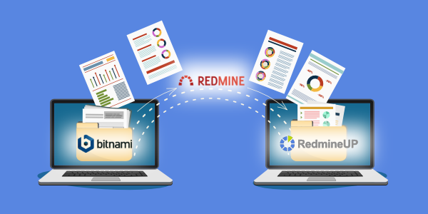 Bitnami Redmine Migration - how to move/ upgrade to RedmineUP?