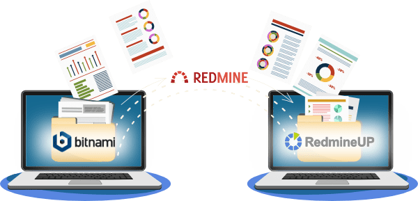 How to migrate Redmine from Bitnami to RedmineUP   Redmine Blog