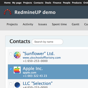 Redmine A1 theme